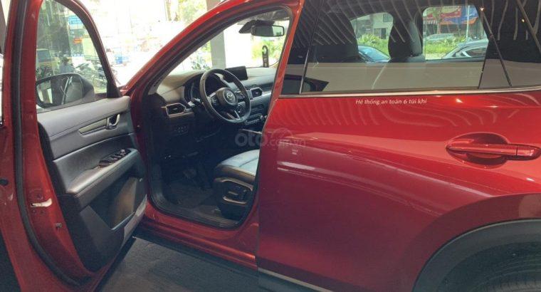 Mazda CX5 – Thế hệ 6.5 Sẵn Xe Giao Ngay