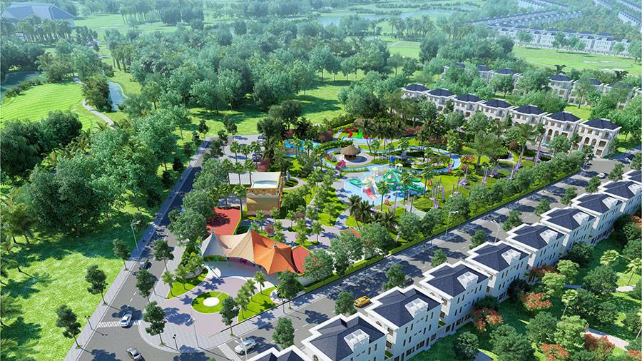 West Lakes Golf & Villas – Không gian xanh, hòa quyện với thiên nhiên