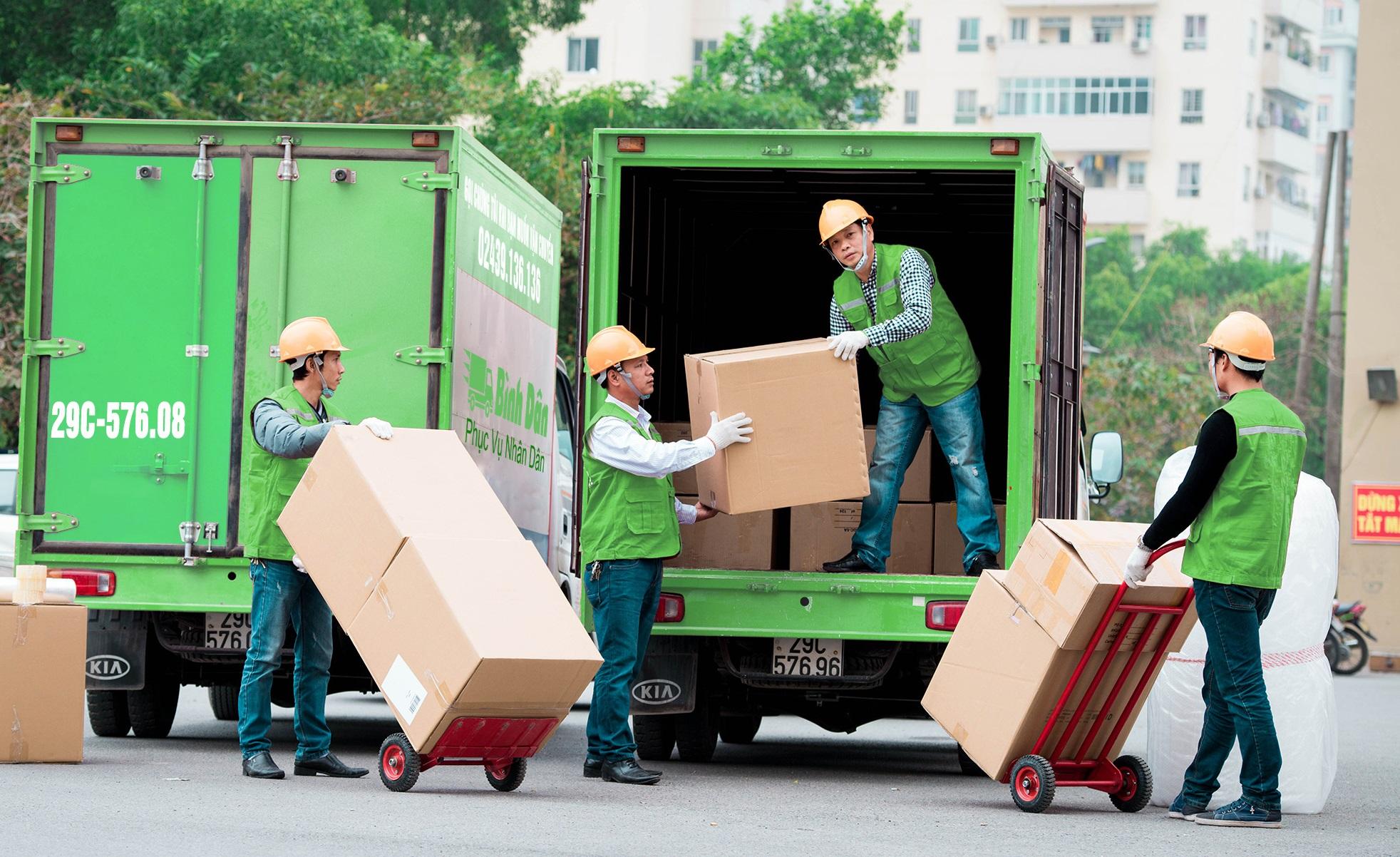 Top 10 dịch vụ bốc xếp hàng hóa uy tín, nhanh chóng tại Tphcm