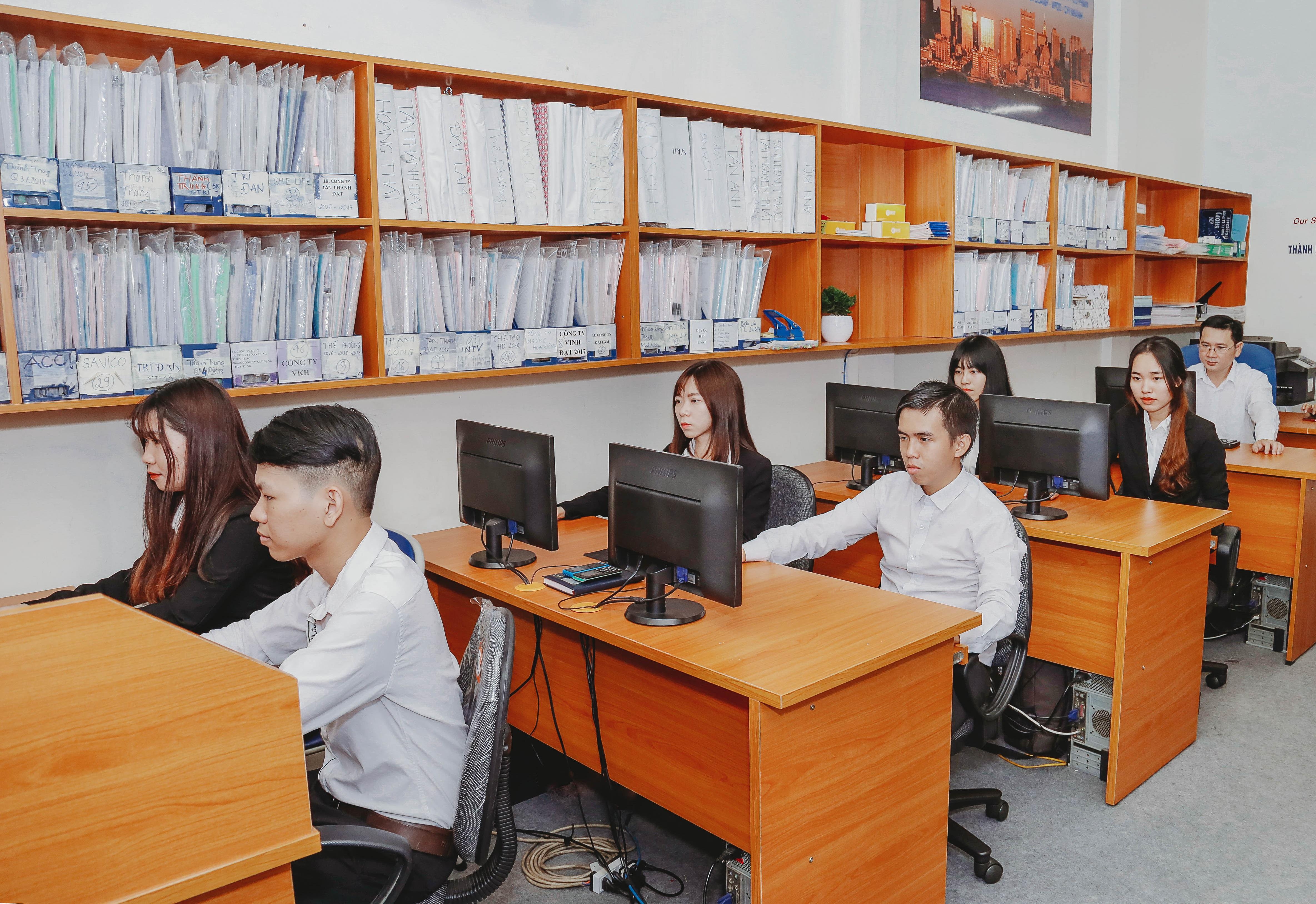 Bảng báo giá Dịch vụ kế toán trọn gói Huyện Bình Chánh