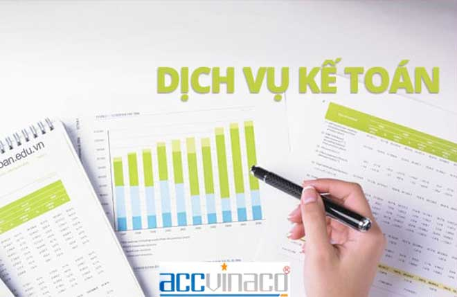 Bảng báo giá Dịch vụ kế toán trọn gói Quận Tân Phú